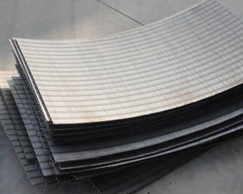 Sieve bend screening / Curved Screens